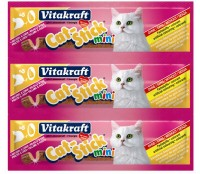 Vitakraft Cat-Stick mini gevogelte en lever