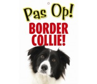 Pas Op! Border Collie
